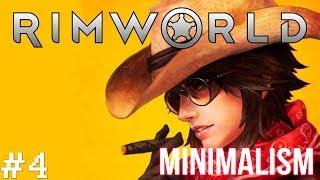 RimWorld: Мод-сборка: MINIMALISM R1-4+. Выживание. Хардкор. Боль. Мучения. Страдания. Агония