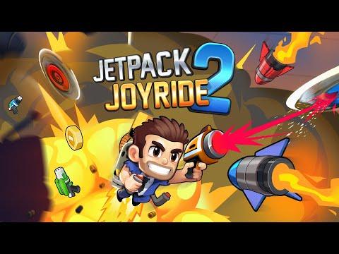 Jetpack Joyride 2 Endless Runner Released in Select Regions