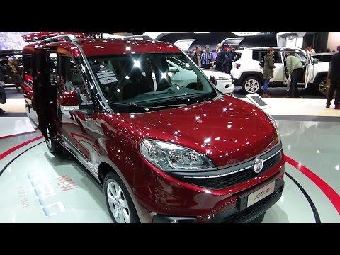 Fiat  Doblo Минивен класса M - рекламное видео 3