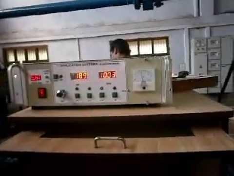 Turbine Test Rig