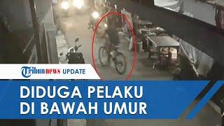 Pencuri Sepeda Gunung di Pondok Kopi Terekam CCTV, Pelaku Diduga Berusia di Bawah Umur