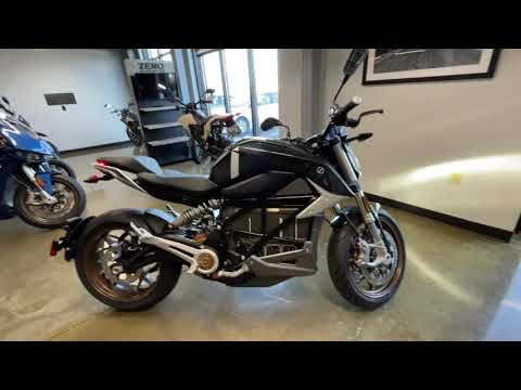2021 Zero Motorcycles SR/F NA ZF14.4 Premium in Muskego, Wisconsin - Video 1