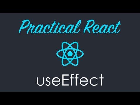 React Hooks useEffect Tutorial