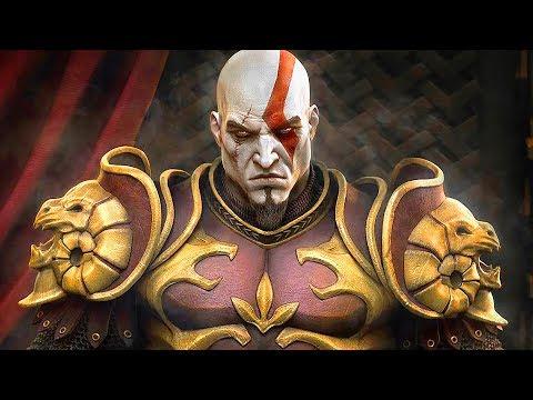 God Of War 1 REMASTERED All Cutscenes Movie Complete Story [4K-60FPS]