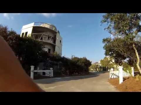Fall 2016 Bike Ride Through 30A Seagrove Beach