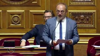 Mon intervention du 26 novembre