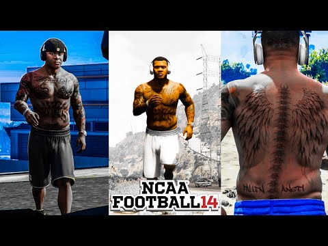 Ncaa Football 14| Dreams On A Field| WANTING IT MORE THAN EVER| Episode 1