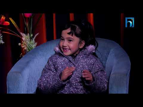 TWO AMAZINGLY TALENTED CHILD ARTISTS || DIVANSHI BAIDAWAR & SIDDHARTHA SHRESTHA| HIMALAYA CHIT CHAT|