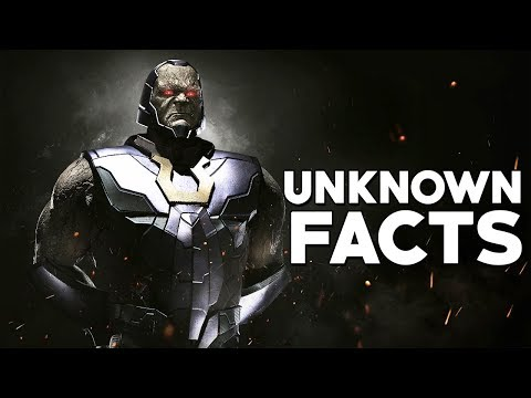 Darkseid Unknown Facts Explained In தமிழ்