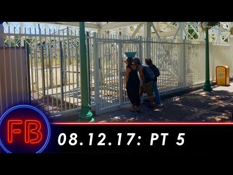 WHERE the new Pixar Pier attraction will be and more RUMOR discussion   08-12-17 Pt. 5