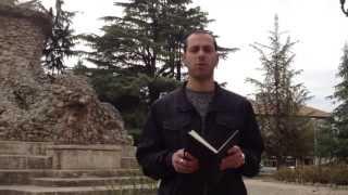 preview picture of video 'Vox Populi - ScambiAffari (pista ciclabile a Cisterna di Latina)'