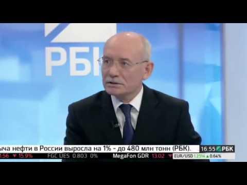 Рустэм Хамитов о малом и среднем бизнесе Республики Башкортостан (из интервью телеканалу