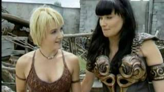 Зена: Королева Войнов, Xena - Behind the Scenes - Lucy Lawless and Renee O'Connor