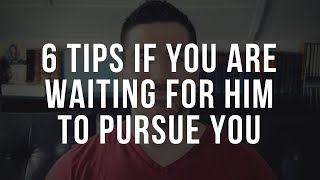 How Long Should a Christian Girl Wait for a Guy to Pursue Her? Will He Ever Ask You Out?