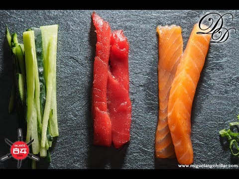 Taller iniciación al Sushi