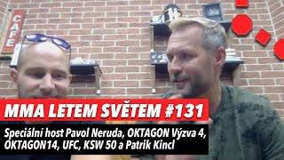 MMA LETEM SVĚTEM 131.