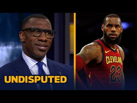 Shannon Sharpe challenges LeBron's teammates to step up after Cavs' Game 2 win vs IND | UNDISPUTED