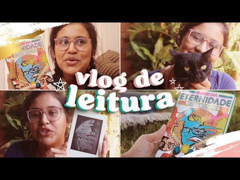 VLOG #11: POUCAS LEITURAS E BAD ??