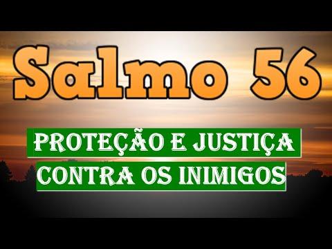 Salmo 56 Poderosa Orao pedindo proteo e justia a Deus contra todos os inimigos