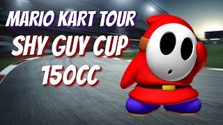 Shy Guy Cup 150cc - Mario Kart Tour