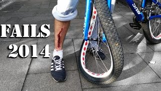 Trial Fail Compilation 2014 - Crashes Fails