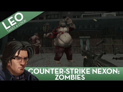 Counter-Strike Nexon: Zombies Is Like A Half-Broken Mod