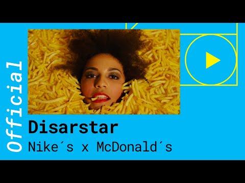 Disarstar Nike's X Mcdonald's Feat Blinker  Philipp Dittberner