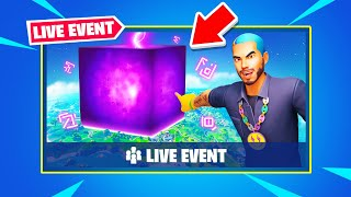 The *BIGGEST* LIVE EVENT yet! (Fortnite)