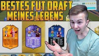 OMG  DAS BESTE FUT DRAFT MEINES LEBENS   FIFA 16 FUT DRAFT Deutsch