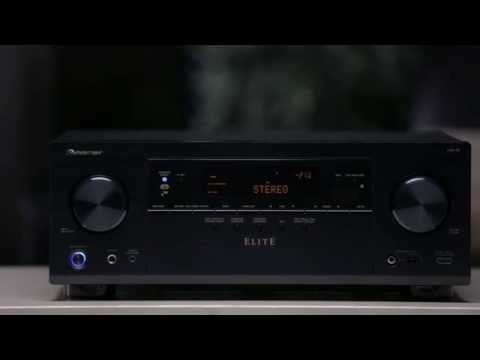 Pioneer AV Receivers: Connectivity with Pandora Internet Radio