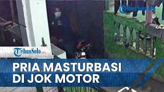 Viral Video Pria Buntuti Wanita hingga Masturbasi di Jok Motornya, Korban Dikabarkan Trauma