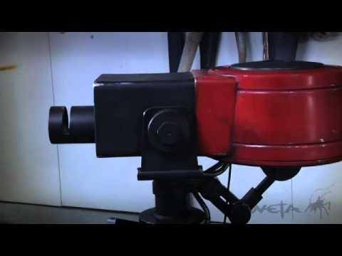 Valve Offices Receive Custom Motion-Sensing Sentry Gun