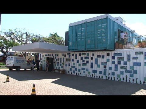 DGABC Décor embarca para Foz do Iguaçu para mostra em conteiner; veja vídeo