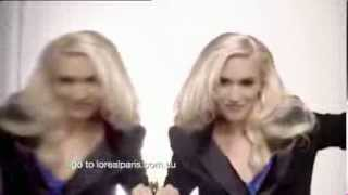 Gwen Stefani L'Oreal Commercial