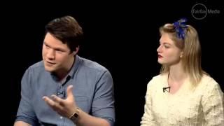 Кариба Хейн, новое видео-интервью с Карибой Хейн и ее партнером по сериалу «Howzat! Kerry Packer's War».