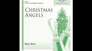 Christmas Angels (Handbells) - Brian Tervo