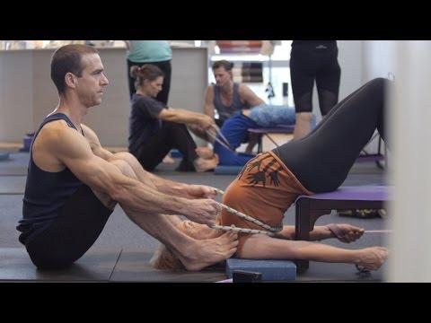 Knoff Yoga - Holistic Healing B Teacher Training - YouTube