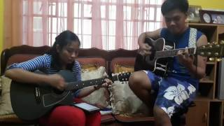 I'm Forever Yours - Planetshakers ( Acoustic Guitar Cover By Honey Joyce And Hans Yvez )