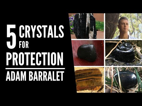 5 Crystals for Protection
