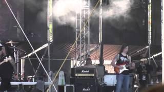 Ankhara - Night Crawler - Leyendas del Rock 2013