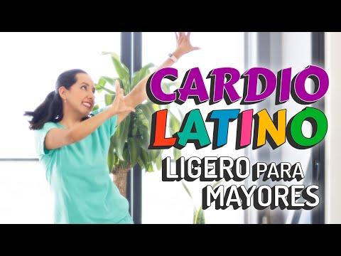 Rutina De Ejercicios De Cardio Ligero Especial Para Adultos Mayores
