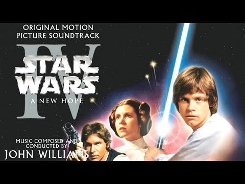 Imperial Attack composed by John Williams