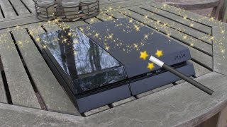 The PS4 Magic Trick