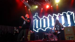 "DOWN ""There's Something On My Side"" Gas Monkey Live Dallas, TX 12-20-14"