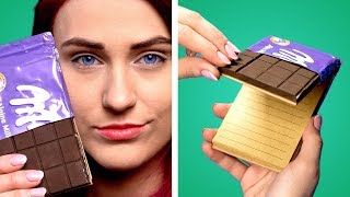 Repurpose School Supplies! 11 DIY School Hacks and More!