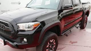Used 2017 Toyota Tacoma Spring TX, TX #HX105750T