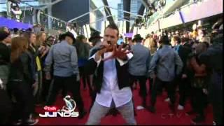Shawn Desman & Danny Fernandes - 2011 Junos Performance
