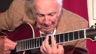 """It's Easy to Remember"" - Bucky Pizzarelli, Ed Laub, Walt Bibinger - Luthier's Showcase 2013"