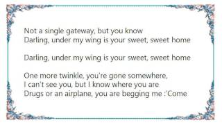 Brainstorm - Under My Wing Is Your Sweet Home Lyrics