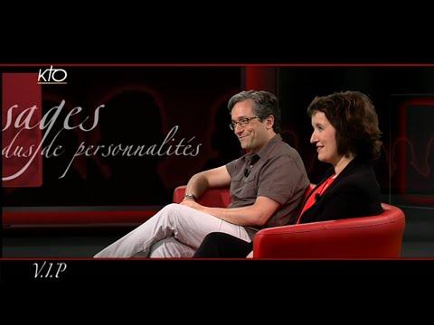 Anne Roumanoff et Alexandre Benéteau